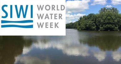 La semaine mondiale de l'eau 2018
